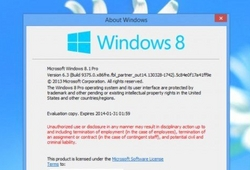 "Windows 8.1 – naujas ""Windows Blue"" pavadinimas"